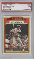 Doug Griffin (In Action) [PSA 7]
