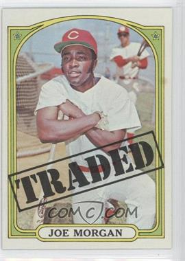 1972 Topps #752 - Joe Morgan