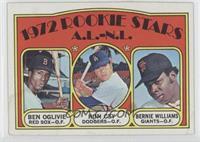 Rookie Stars A.L.-N.L. (Ben Oglivie, Ron Cey, Bernie Williams) [Goodto&nb…