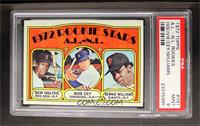 Rookie Stars A.L.-N.L. (Ben Oglivie, Ron Cey, Bernie Williams) [PSA 9]