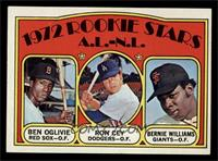 Rookie Stars A.L.-N.L. (Ben Oglivie, Ron Cey, Bernie Williams) [NM]