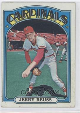 1972 Topps #775 - Jerry Reuss