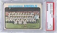 California Angels Team [PSA4]