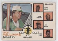 Dick Williams, Jerry Adair, Vern Hoscheit, Irv Noren, Wes Stock [Goodto&n…