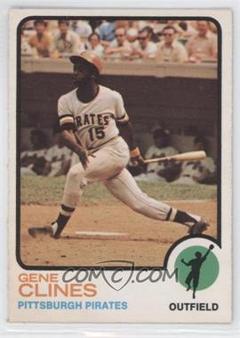 1973 O-Pee-Chee #333 - Gene Clines