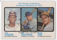 Rich Coggins, Jake Wood, Richie Zisk
