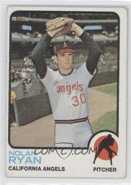 1973 Topps - [Base] #220 - Nolan Ryan