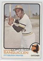 Manny Sanguillen [Good to VG‑EX]