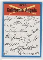 California Angels Team