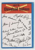 Cleveland Indians [Good to VG‑EX]