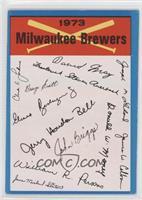 Milwaukee Brewers Team