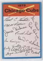 Chicago Cubs [Good to VG‑EX]