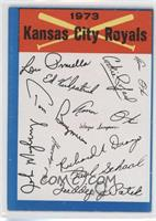 Kansas City Royals [Good to VG‑EX]