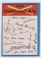 Oakland A's [Good to VG‑EX]