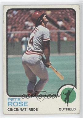 1973 Topps #130 - Pete Rose