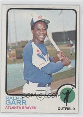 1973 Topps #15 - Ralph Garr