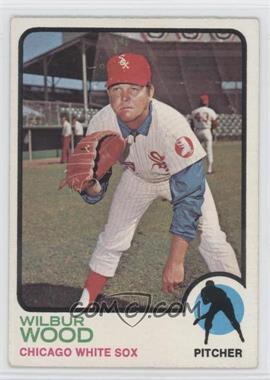 1973 Topps #150 - Wilbur Wood
