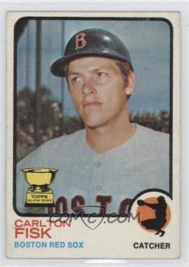 1973 Topps #193 - Carlton Fisk