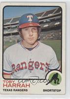 Toby Harrah
