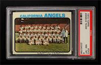 California Angels [PSA 8]