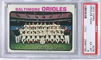 Baltimore Orioles Team [PSA6]