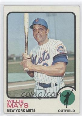 1973 Topps #305 - Willie Mays