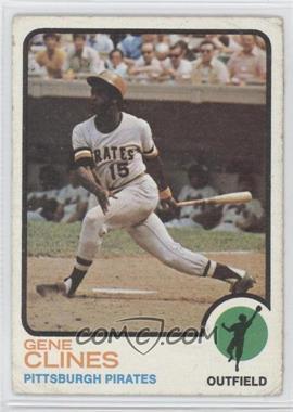 1973 Topps #333 - Gene Clines
