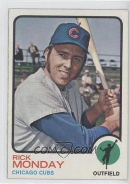 1973 Topps #44 - Rick Monday