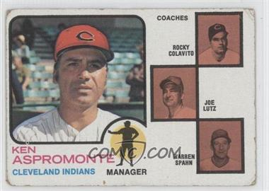 1973 Topps #449 - [Missing]