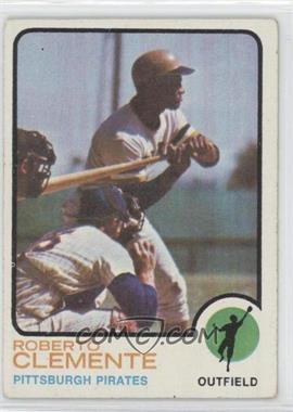 1973 Topps #50 - Roberto Clemente