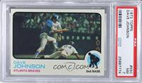 Davey Johnson [PSA 7]