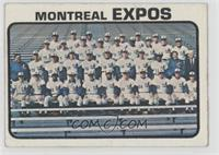 Montreal Expos Team [Good to VG‑EX]