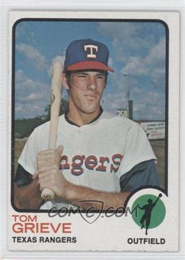 1973 Topps #579 - Tom Grieve
