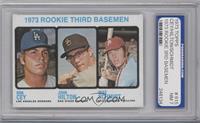 1973 Rookie Third Basemen (Ron Cey, John Hilton, Mike Schmidt) [ENCASED]