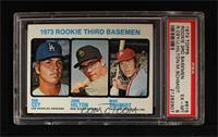 1973 Rookie Third Basemen (Ron Cey, John Hilton, Mike Schmidt) [PSA6]