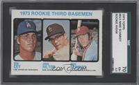 1973 Rookie Third Basemen (Ron Cey, John Hilton, Mike Schmidt) [SGC70]