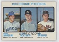 Norm Angelini, Mike Garman, Steve Blateric