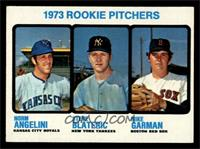 Norm Angelini, Mike Garman, Steve Blateric [EX MT]
