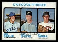 Norm Angelini, Steve Blass, Mike Garman [NMMT]