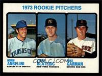 Norm Angelini, Steve Blass, Mike Garman [EXMT]