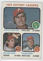 Steve Carlton, Gaylord Perry, Wilbur Wood [PoortoFair]