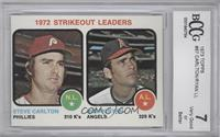Steve Carlton, Nolan Ryan [ENCASED]