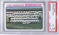 Los Angeles Dodgers Team [PSA6]