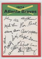 Atlanta Braves [Good to VG‑EX]