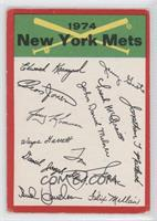 New York Mets [Good to VG‑EX]