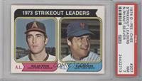 Nolan Ryan, Tom Seaver [PSA 7]
