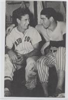 Ted Williams, Joe DiMaggio