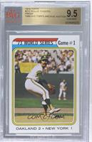 Rollie Fingers [BGS 9.5]