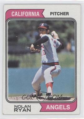 1974 Topps - [Base] #20 - Nolan Ryan