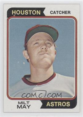 1974 Topps - [Base] #293 - Milt May